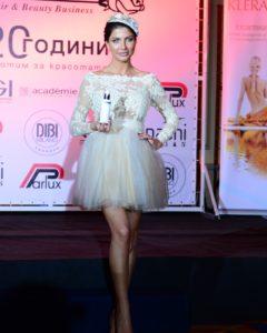 Amber Charme fashion show